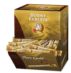 Douwe Egberts Continental Gold Instant Coffee Sticks